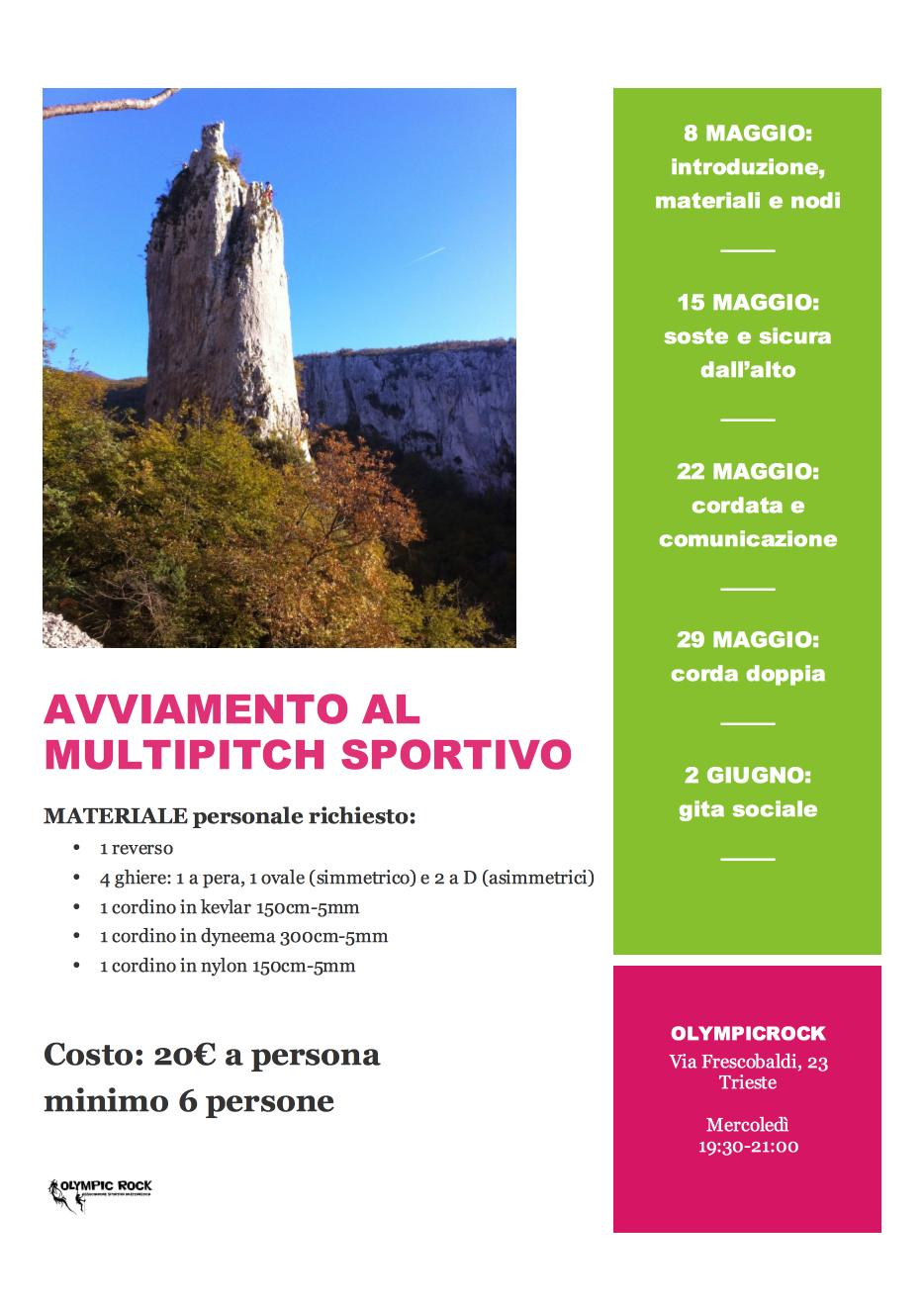 multipitch sportivo
